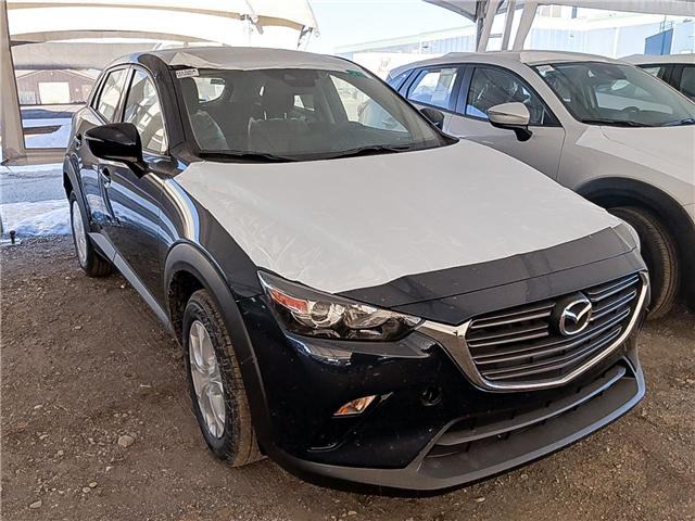 2019 Mazda CX-3 GS (Stk: H1564) in Calgary - Image 1 of 1