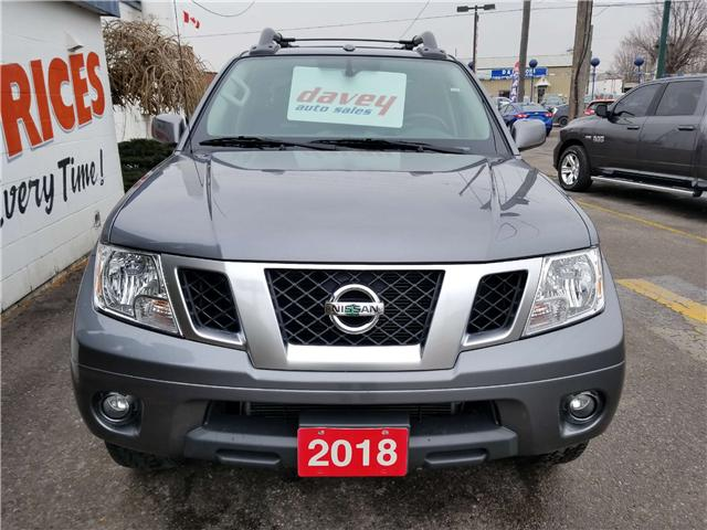 2018 Nissan Frontier PRO-4X (Stk: 19-010) in Oshawa - Image 2 of 17