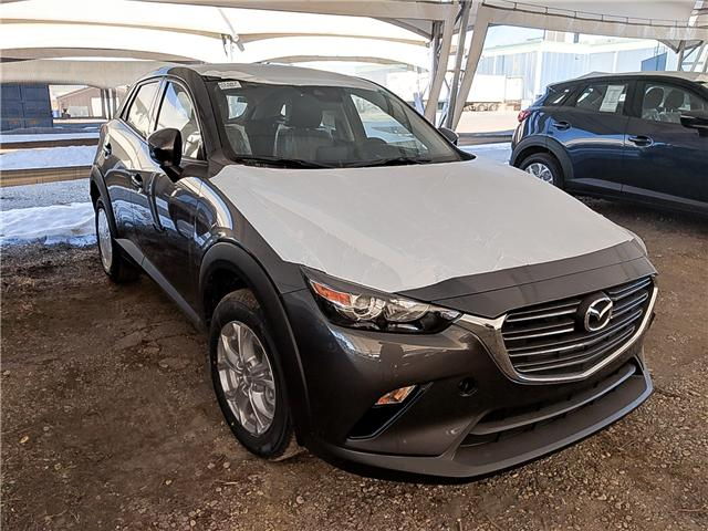 2019 Mazda CX-3 GS (Stk: H1567) in Calgary - Image 1 of 1