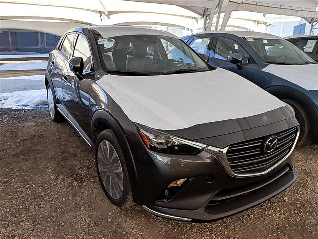 2019 Mazda CX-3 GT (Stk: H1569) in Calgary - Image 1 of 1
