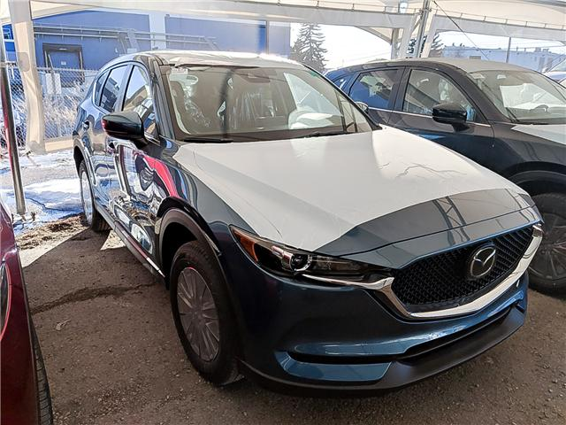 2019 Mazda CX-5 GS (Stk: H1572) in Calgary - Image 1 of 1