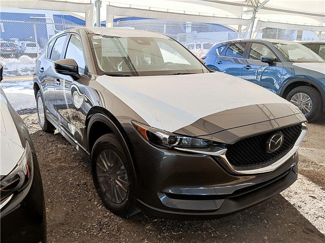 2019 Mazda CX-5 GS (Stk: H1573) in Calgary - Image 1 of 1