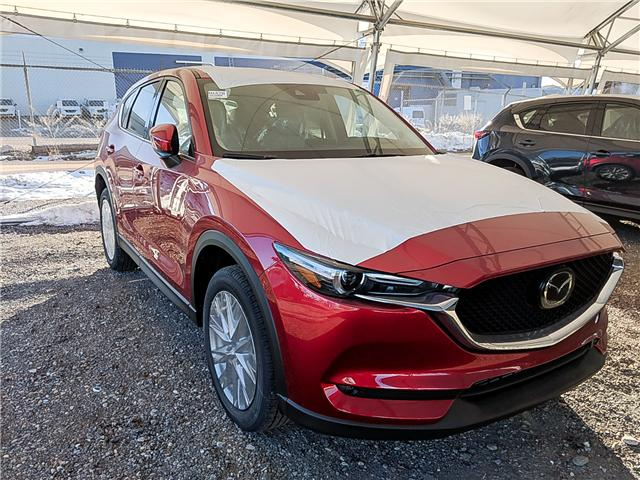 2019 Mazda CX-5 GT w/Turbo (Stk: H1576) in Calgary - Image 1 of 1