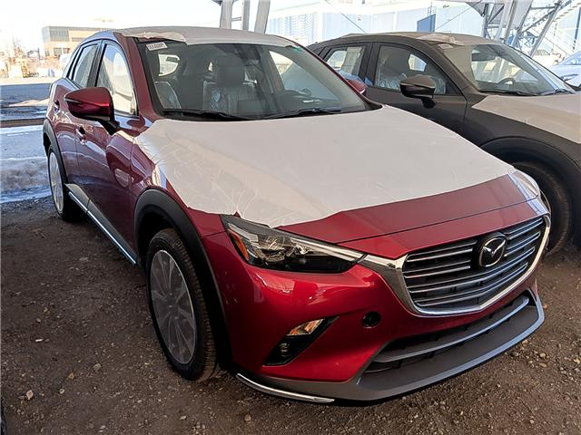 2019 Mazda CX-3 GT (Stk: H1598) in Calgary - Image 1 of 1