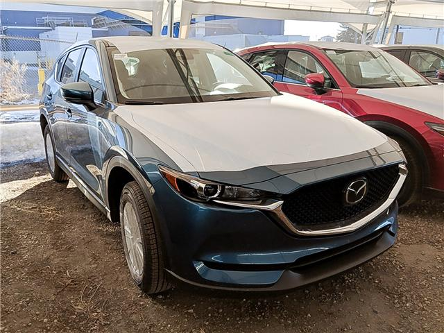 2019 Mazda CX-5 GS (Stk: H1608) in Calgary - Image 1 of 1