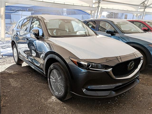 2019 Mazda CX-5 GS (Stk: H1610) in Calgary - Image 1 of 1
