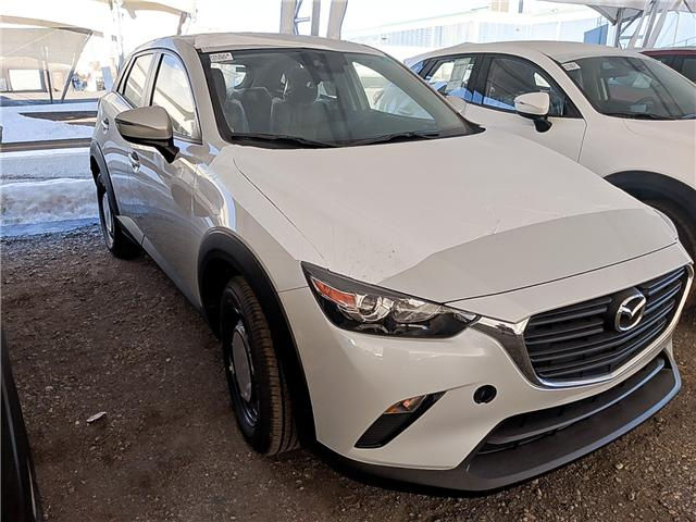 2019 Mazda CX-3 GX (Stk: H1624) in Calgary - Image 1 of 1