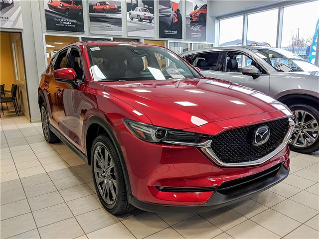 2019 Mazda CX-5 Signature (Stk: H1626) in Calgary - Image 1 of 1