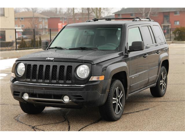 2013 Jeep Patriot Sport/North (Stk: 1812602) in Waterloo - Image 1 of 25