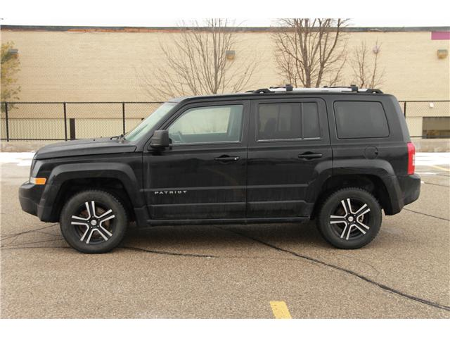 2013 Jeep Patriot Sport/North (Stk: 1812602) in Waterloo - Image 2 of 25