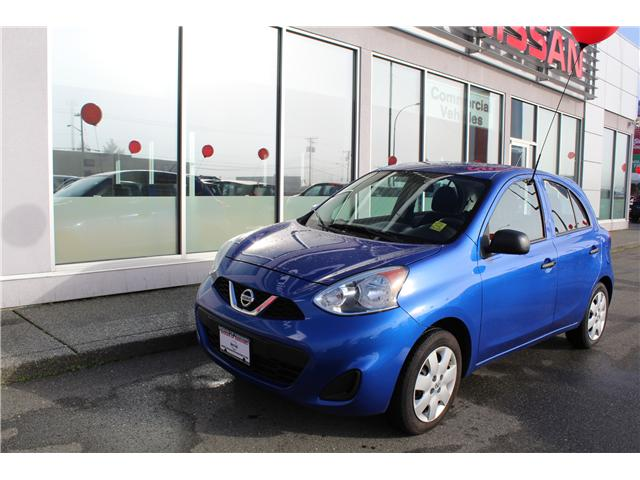 2015 Nissan Micra S (Stk: 8MI3733A) in Nanaimo - Image 1 of 9