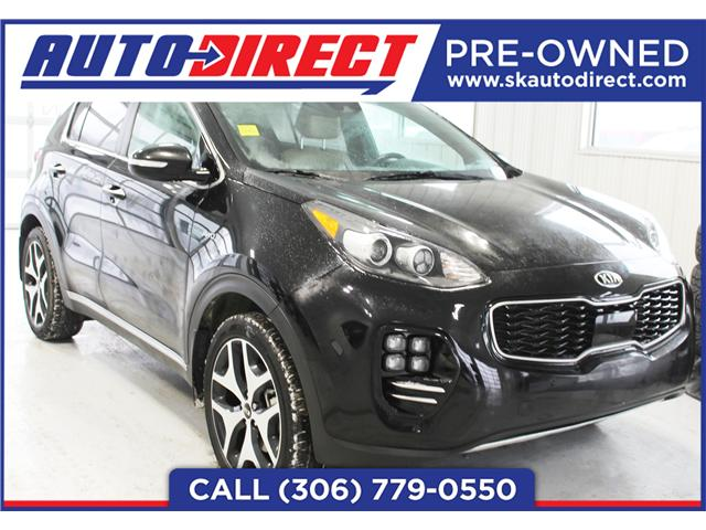 2017 Kia Sportage SX Turbo (Stk: BB175941) in Regina - Image 1 of 24