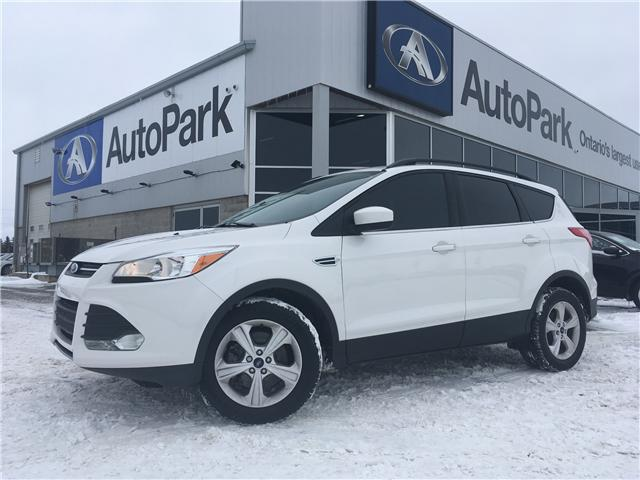 2016 Ford Escape SE (Stk: 16-47380JB) in Barrie - Image 1 of 26