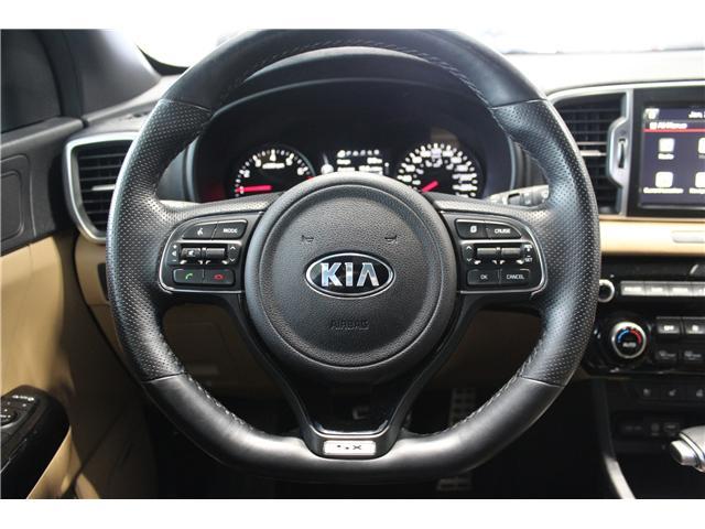2017 Kia Sportage SX Turbo (Stk: BB175941) in Regina - Image 15 of 24