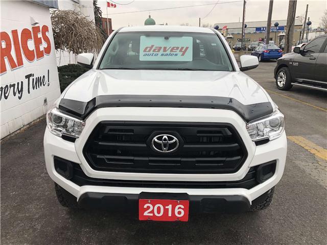 2016 Toyota Tacoma SR+ (Stk: 19-037T) in Oshawa - Image 2 of 13