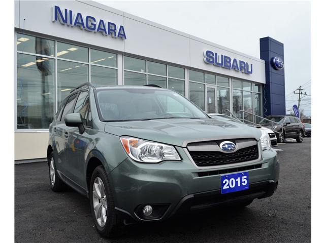 2015 Subaru Forester 2.5i Convenience Package (Stk: S4187A) in St.Catharines - Image 1 of 21