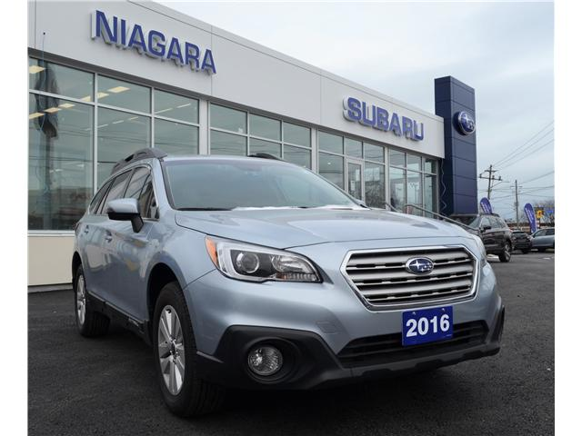 2016 Subaru Outback 2.5i Touring Package (Stk: S4194A) in St.Catharines - Image 1 of 26