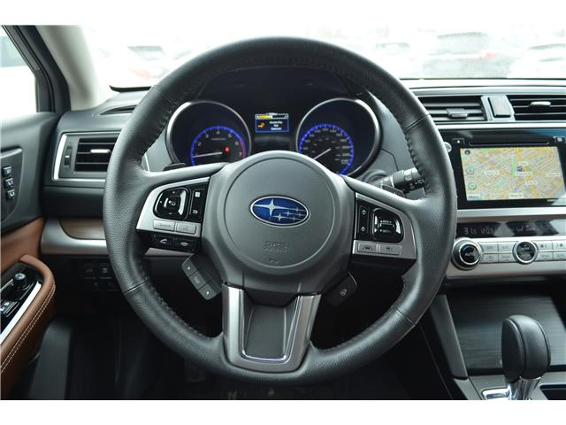2017 Subaru Outback 2.5i Premier Technology Package (Stk: Z1399) in St.Catharines - Image 6 of 23