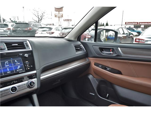 2017 Subaru Outback 2.5i Premier Technology Package (Stk: Z1399) in St.Catharines - Image 16 of 23