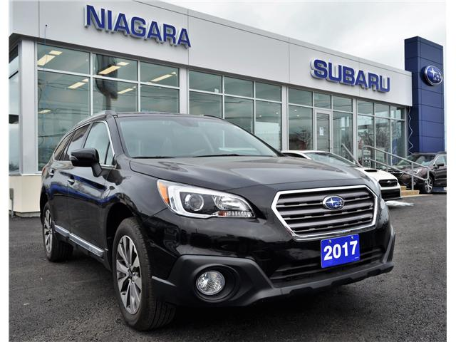 2017 Subaru Outback 2.5i Premier Technology Package (Stk: Z1399) in St.Catharines - Image 1 of 23
