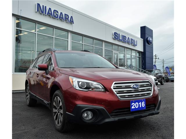 2016 Subaru Outback 2.5i Limited Package (Stk: Z1400) in St.Catharines - Image 1 of 28