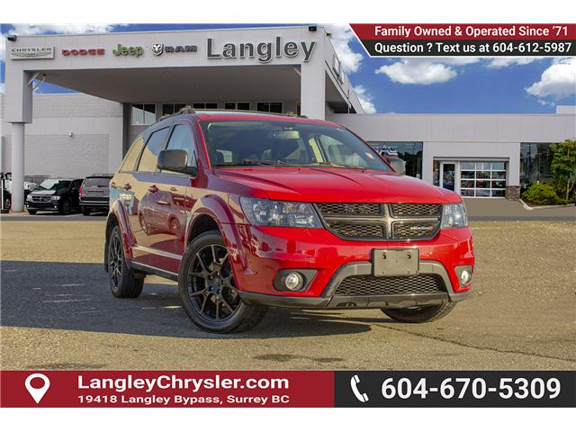 2015 Dodge Journey SXT (Stk: EE899280B) in Surrey - Image 1 of 28
