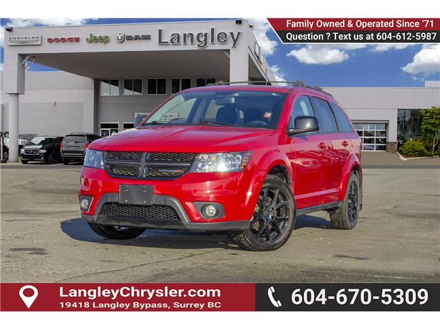 2015 Dodge Journey SXT (Stk: EE899280B) in Surrey - Image 2 of 28