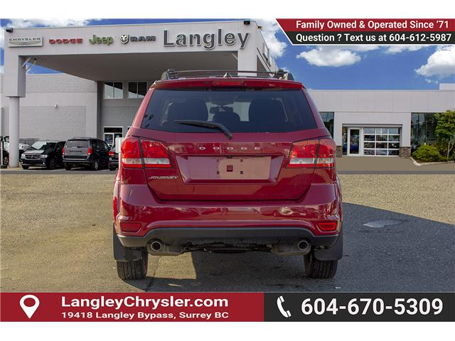 2015 Dodge Journey SXT (Stk: EE899280B) in Surrey - Image 4 of 28