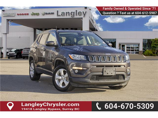 2018 Jeep Compass North (Stk: EE900430) in Surrey - Image 1 of 27