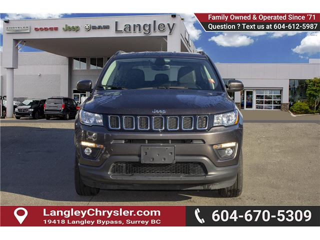 2018 Jeep Compass North (Stk: EE900430) in Surrey - Image 2 of 27
