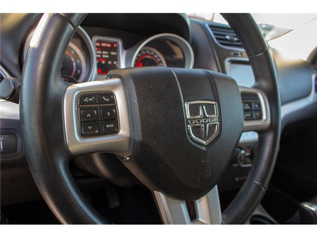 2014 Dodge Journey SXT (Stk: EE895740A) in Surrey - Image 21 of 26