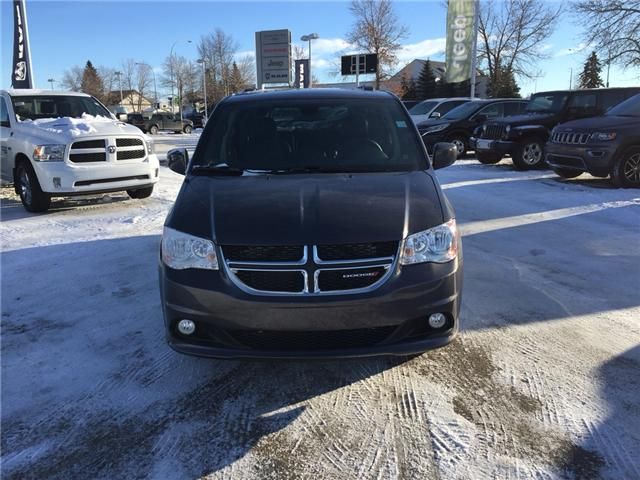 2019 Dodge Grand Caravan CVP/SXT (Stk: 19GC5970) in Devon - Image 2 of 14