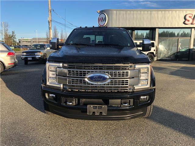 2017 Ford F-450 Platinum (Stk: 17-E15634) in Abbotsford - Image 2 of 15