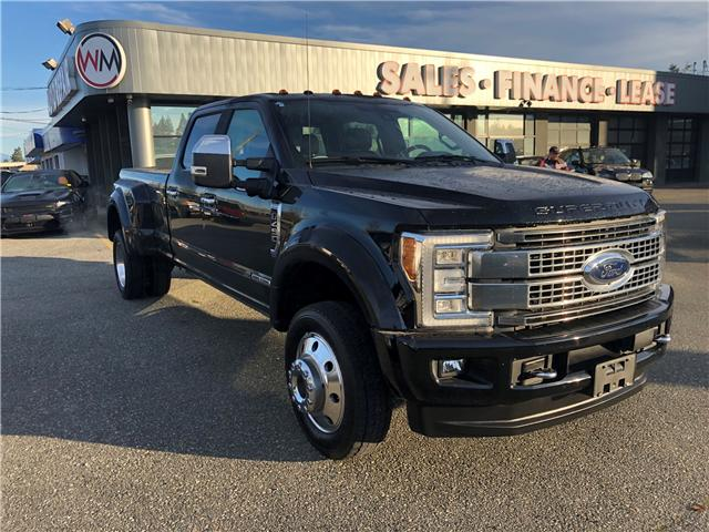 2017 Ford F-450 Platinum (Stk: 17-E15634) in Abbotsford - Image 1 of 15