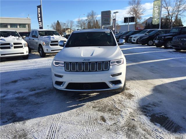 2019 Jeep Grand Cherokee Summit (Stk: 19GH4756) in Devon - Image 2 of 15