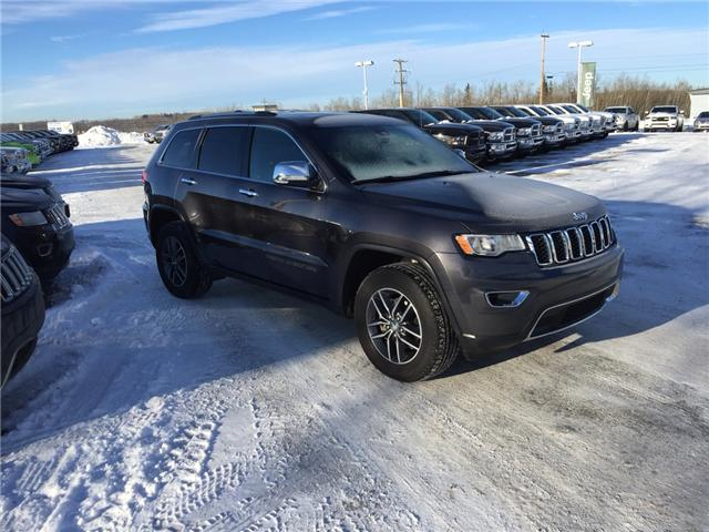 2017 Jeep Grand Cherokee Limited (Stk: 18R15711A) in Devon - Image 1 of 14