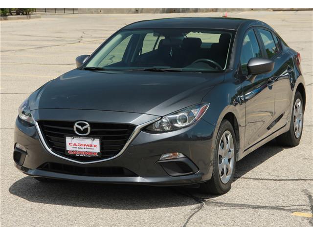 2015 Mazda Mazda3 GX (Stk: 1805226) in Waterloo - Image 1 of 23