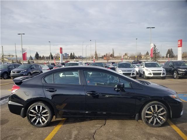 2015 Honda Civic Touring (Stk: 6190122A) in Calgary - Image 2 of 29