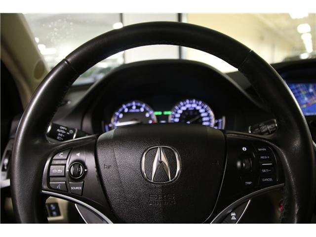 2016 Acura MDX Navigation Package (Stk: M12272A) in Toronto - Image 16 of 32