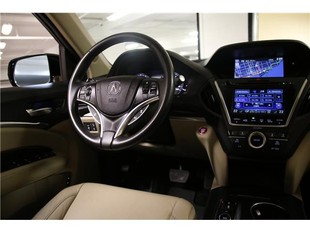 2016 Acura MDX Navigation Package (Stk: M12272A) in Toronto - Image 30 of 32