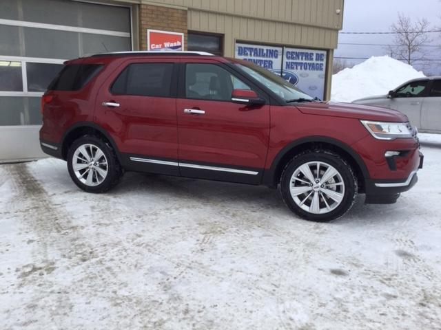 2019 Ford Explorer Limited (Stk: 19-73) in Kapuskasing - Image 2 of 7