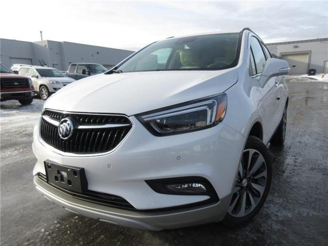 2019 Buick Encore Essence (Stk: 4J74769) in Cranbrook - Image 1 of 17