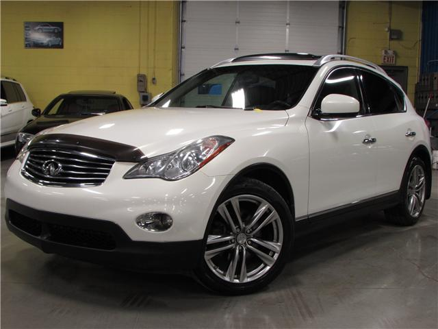 2012 Infiniti EX35 Luxury (Stk: C5509) in North York - Image 1 of 17