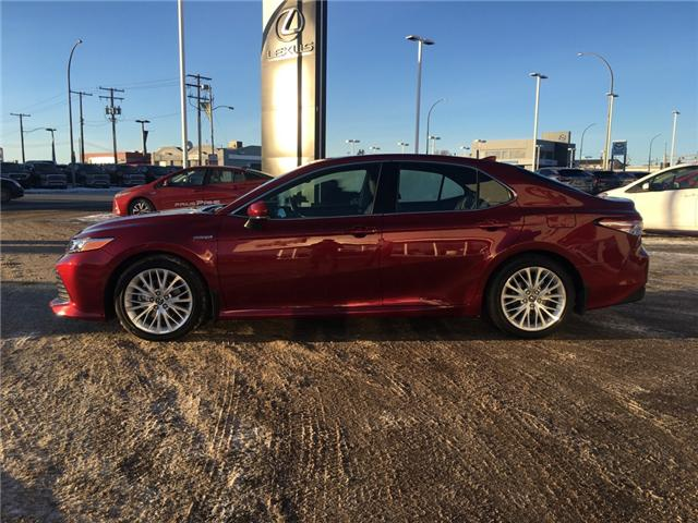 2018 Toyota Camry Hybrid XLE (Stk: 181034) in Regina - Image 2 of 20