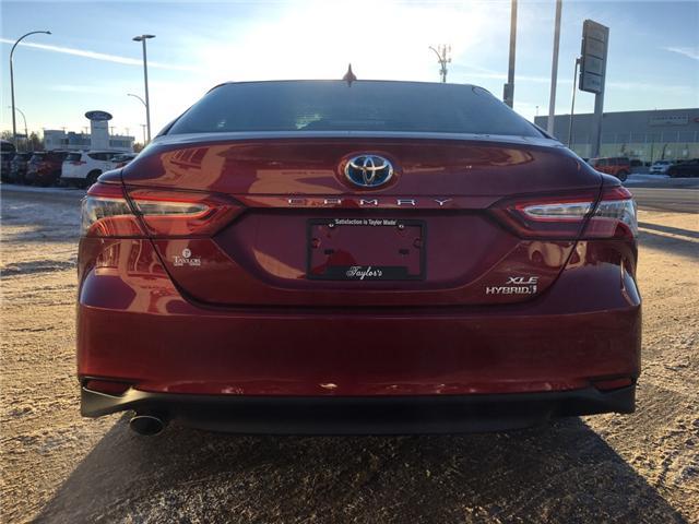 2018 Toyota Camry Hybrid XLE (Stk: 181034) in Regina - Image 4 of 20