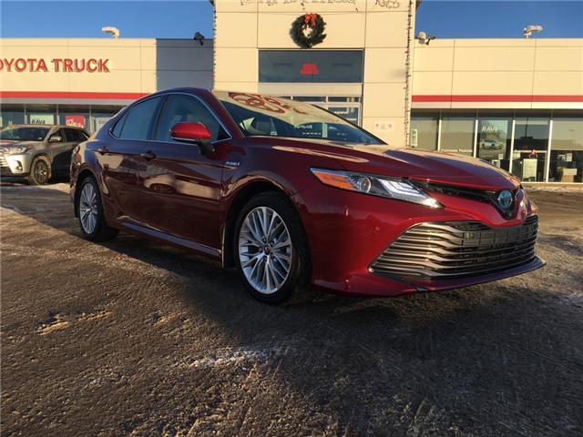 2018 Toyota Camry Hybrid XLE (Stk: 181034) in Regina - Image 7 of 20