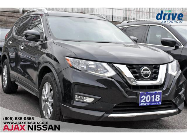 2018 Nissan Rogue SV (Stk: P4069R) in Ajax - Image 1 of 24