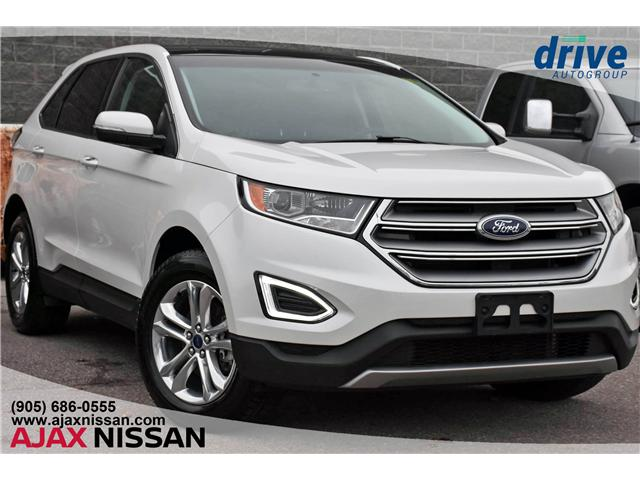 2016 Ford Edge SEL (Stk: T1023A) in Ajax - Image 1 of 27