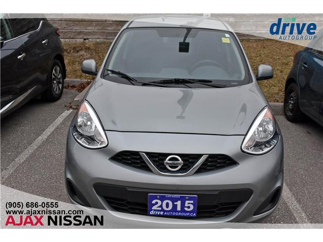 2015 Nissan Micra SV (Stk: U152A) in Ajax - Image 2 of 3