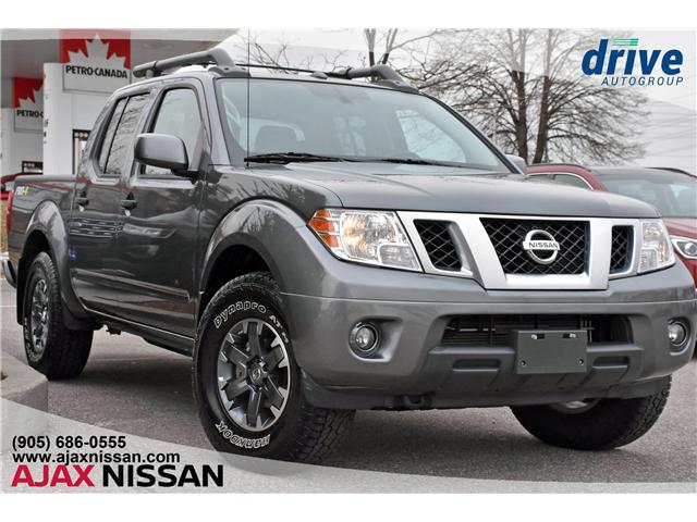2018 Nissan Frontier PRO-4X (Stk: P4068R) in Ajax - Image 1 of 29